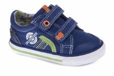 Pablosky '953411' Boys Canvas Shoes (Blue)