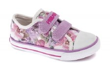 Pablosky '955571' Girls Shoes (Pink Glitter)