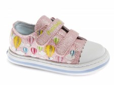 Pablosky '961570' Girls Shoes (Pink Glitter)