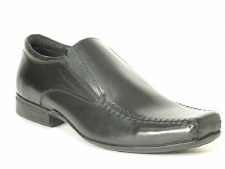 Pod 'Barolo' Mens Slip-On Shoe (Black)