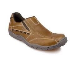 Pod 'Terry' Mens Shoes (Nutmeg)