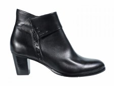 Regarde Le Ciel 'Sonia' Ladies Ankle Boots (Black)