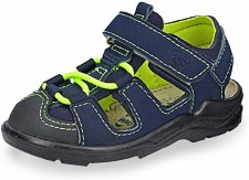 Ricosta 'Gery' Childrens Sandals (Navy)