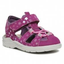Ricosta 'Gery' Childrens Sandals (Pink)