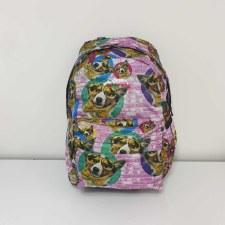 Ridge 53 'Morgan' Childrens Schoolbag (Multi Dogs)