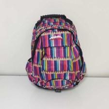 Ridge 53 'Pimlico' Childrens Schoolbag (Pink Multi)