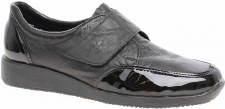 Rieker '44058' Ladies Shoes (Black)