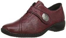 Rieker 'L3870' Ladies Shoes (Wine)