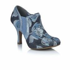 Ruby Shoo 'Juno' Ladies Heels (Sky Blue)