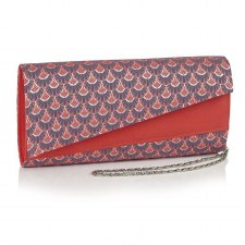 Ruby Shoo 'Oxford' Handbag (Coral)
