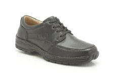 Clarks 'Sidmouth Key' Casual Shoes (Black)