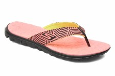Skechers 'On The Go - Sunny' Ladies Sandals (Black/Pink)