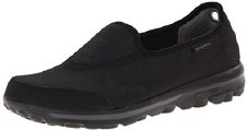 Skechers 'Go Walk-Aspire' Ladies Shoes (Black)