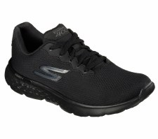 Skechers 'GoRun 400' Ladies Trainers (Black)