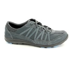 Skechers 'Dreamchaser - Skylark' Ladies Sport Shoes (Charcoal)
