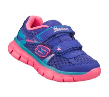 Skechers 'Synergy-Lil Softy' Girls Sport Shoes (Purple/Multi)
