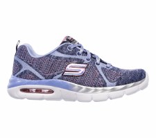Skechers 'Air Appeal - Breezy Bliss' Girls Trainers (Navy/Blue)