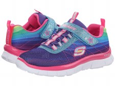 Skechers 'Skech Appeal - Perfect Picture' Girls Trainers (Multi)