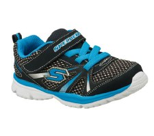 Skechers 'Speedees-Drifterz' Boys Shoe (Navy/Blue)
