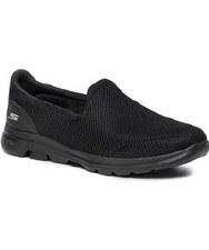 Skechers 'GOwalk 5' Ladies Shoes (Black)