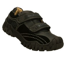 Skechers 'Onset-Dante' Sport Shoes (Black)