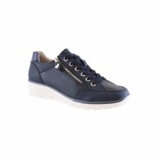 Susst 'Camden' Ladies Shoes (Navy)