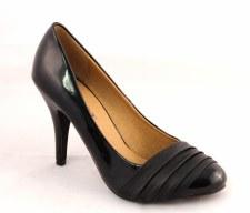 Susst 'Divine' Patent Style Shoe (Black)