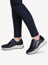 Tamaris '23740' Ladies Shoes (Navy)