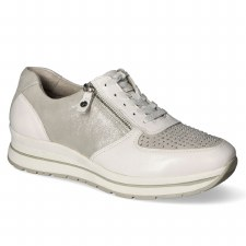Tamaris '23740' Ladies Shoes (White)