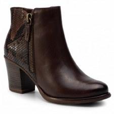 Tamaris '25338' Ladies Ankle Boots (Brandy)