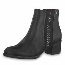 Tamaris '25360' Ladies Ankle Boots (Black)