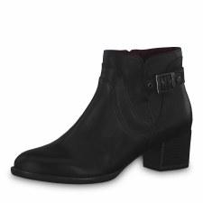 Tamaris '25361' Ladies Ankle Boots (Black)