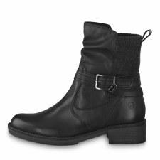 Tamaris '25411' Ladies Ankle Boots (Black)