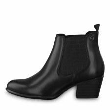 Tamaris '25701' Ladies Ankle Boots (Black)