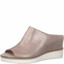 Tamaris '27200' Ladies Sandals (Rose Pearl)