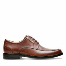 Clarks 'Un Aldric Park'  Mens Shoes (Tan)