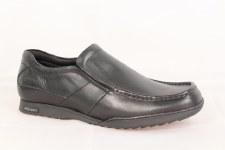 Wrangler 'Gerrard' Leather Shoes (Black)