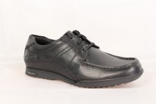 Wrangler 'Given' Lace-Up Shoe (Black)