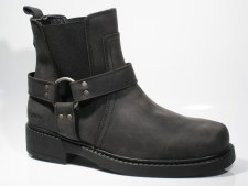 Wrangler 'Inver' Ankle Boot (Black)