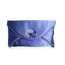 Lunar 'Ripley' Clutch Bag (Navy)