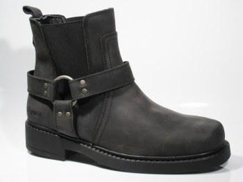 Wrangler 'Inver' Ankle Boot (Black)