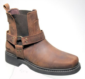 Wrangler 'Inver' Ankle Boot (Brown)
