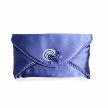 Lunar 'Ripley' Clutch Bag (Navy)