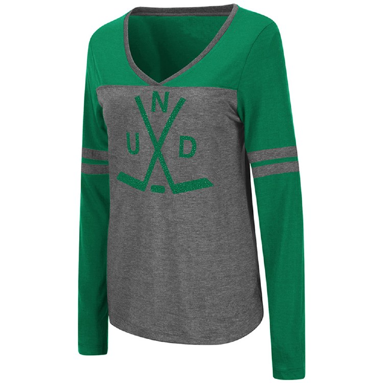 NORTH DAKOTA HOCKEY SURELY LONG SLEEVE