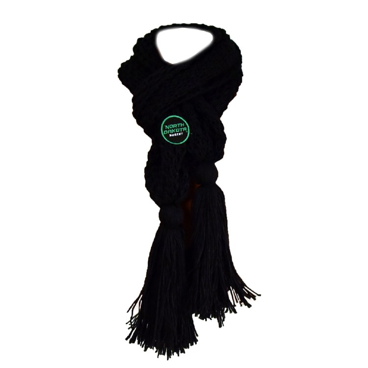 UNIVERSITY OF NORTH DAKOTA HOCKEY BUNDLE UP SCARF
