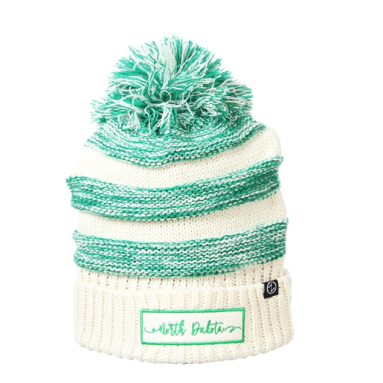 UNIVERSITY OF NORTH DAKOTA HOCKEY WOMENS CHEYENNE KNIT HAT