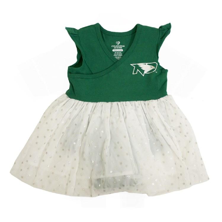 UNIVERSITY OF NORTH DAKOTA INFANT TUTU DRESS