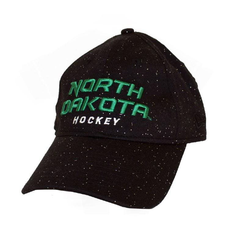 UNIVERSITY OF NORTH DAKOTA HOCKEY GIRLS SPARKLE HAT