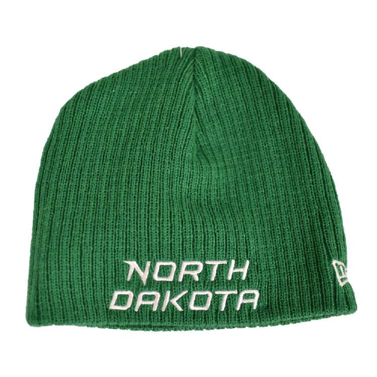 UNIVERSITY OF NORTH DAKOTA HOCKEY MINI FAN KNIT