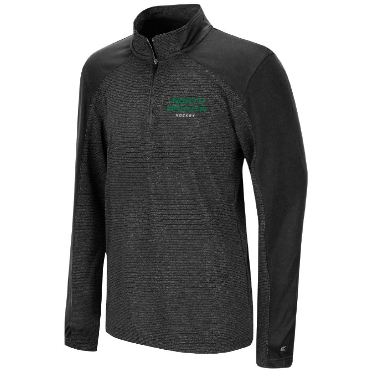 UNIVERSITY OF NORTH DAKOTA HOCKEY YOUTH QUARY 1/4 ZIP
